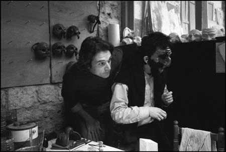 Le Théâtre du Soleil : L\'Age d\'or, première ébauche (1975)