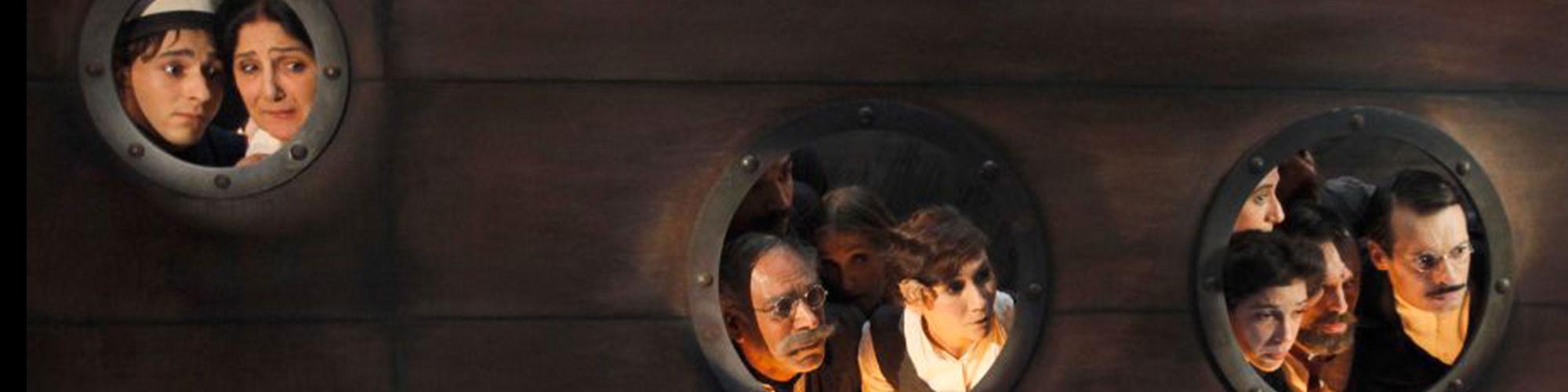 Progagande active (Re)découvrez les films de théâtre d'ARTE