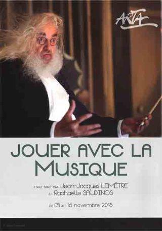 Progagande active Stage dirigé par Jean-Jacques Lemêtre & Raphaëlle Saudinos