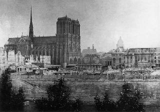 Au fil des jours Notre-Dame de Paris