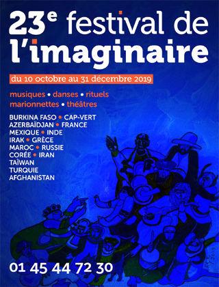 Progagande active 23e festival de l'imaginaire