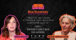 Au fil des jours Des/Confinés : Entretien avec Ariane Mnouchkine