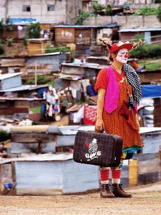 Guetteurs et tocsin Clowns Sans Frontières lance sa campagne de clownfunding !