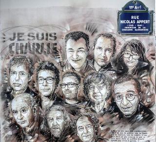 Guetteurs et tocsin « Charlie Hebdo » : « Nous ne vous laisserons pas seuls »