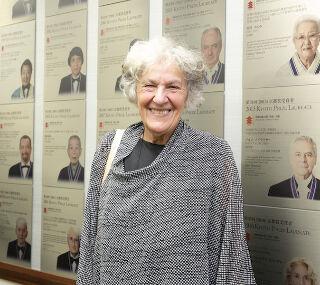 Au fil des jours Rencontre avec Ariane Mnouchkine à l'occasion du Symposium du Kyoto Prize à San Diego