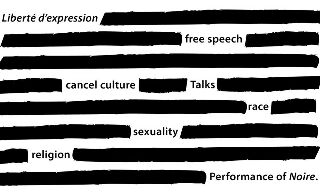 Progagande active Liberté d'expression, Free Speech, and