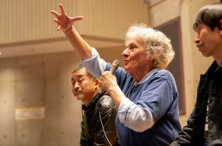 Au fil des jours Ariane Mnouchkine : A life in theatre | Kyoto Prize at Oxford