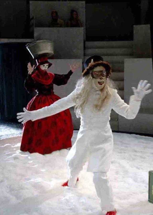 Andersen's dream © Archives Odin Teatret