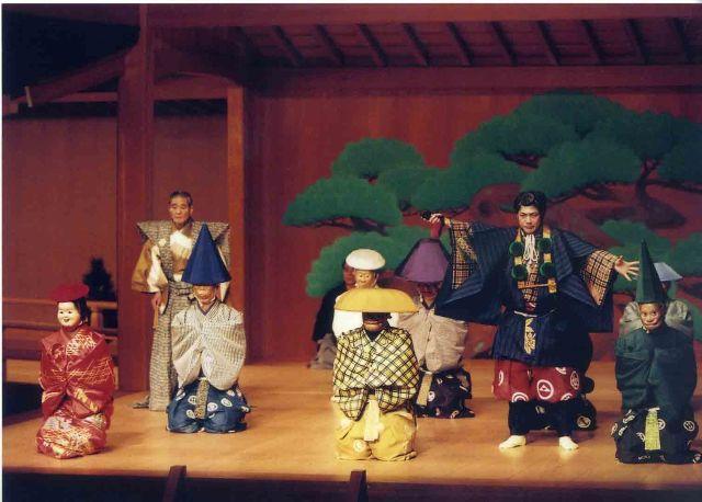 Kusabira © Mansaku no Kai Kyogen Company Archives