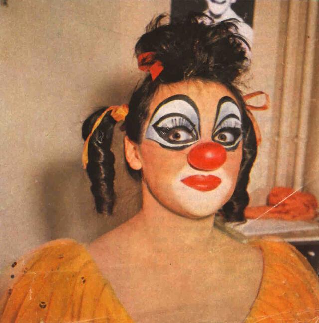 Anne Demeyer (Mme Patafiole) © Archives Théâtre du Soleil