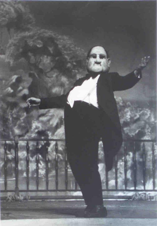 Méphisto © Archives Théâtre du Soleil