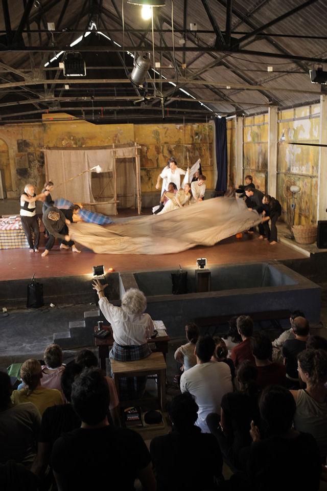 © Théâtre du Soleil Archives