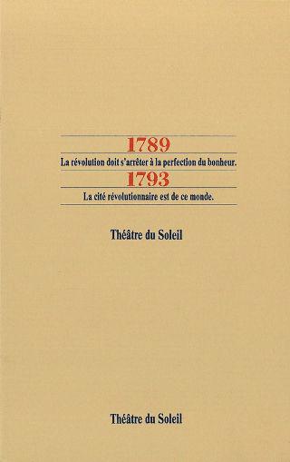 livre 1789 - 1793 1989