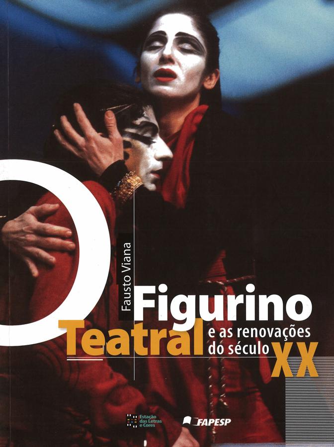 livre Figurino Teatral e as renovações do século XX en portugais