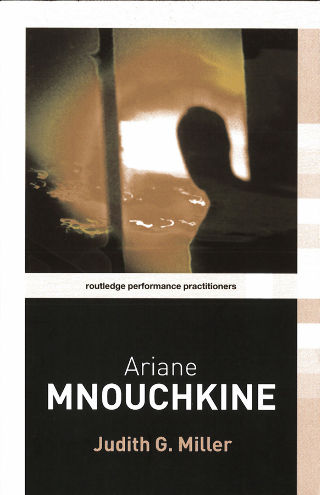 livre Ariane Mnouchkine 2007