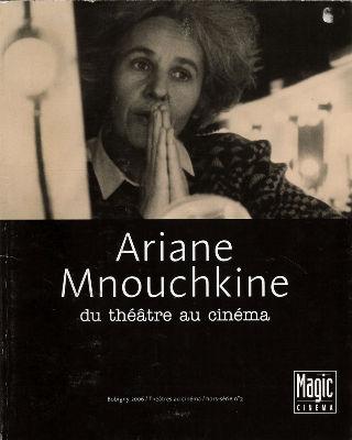 livre Ariane Mnouchkine, du théâtre au cinéma 2006