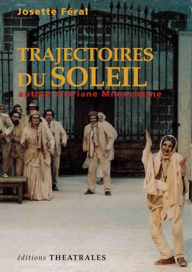 livre Trajectoires du Soleil en français
