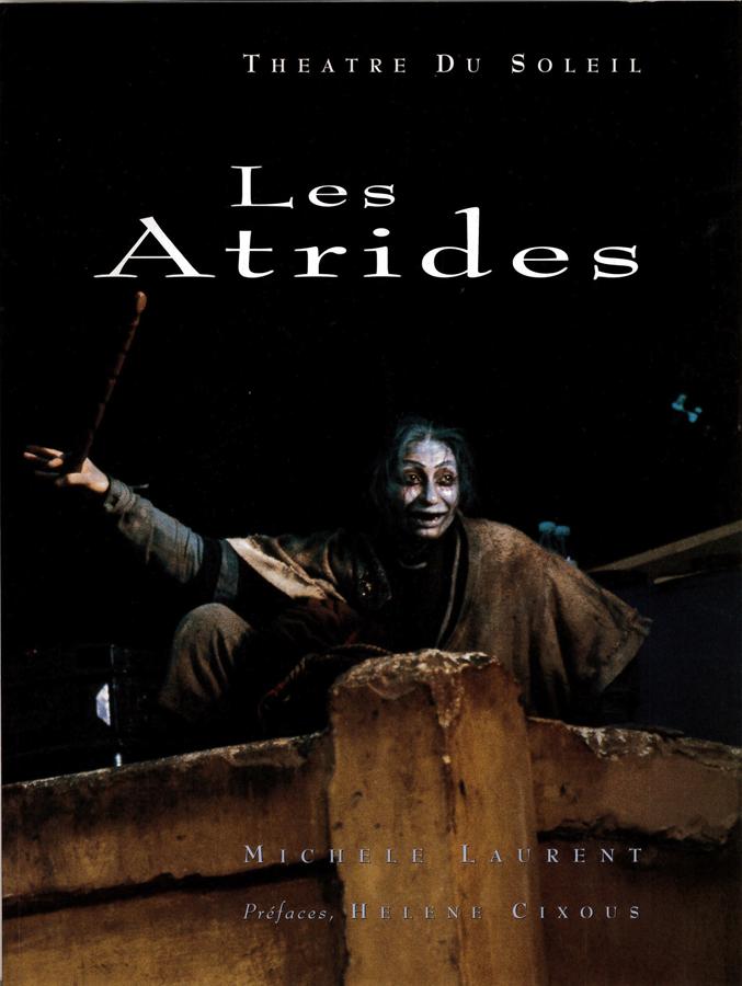 livre Les Atrides / Les Choéphores et Les Euménides  en français