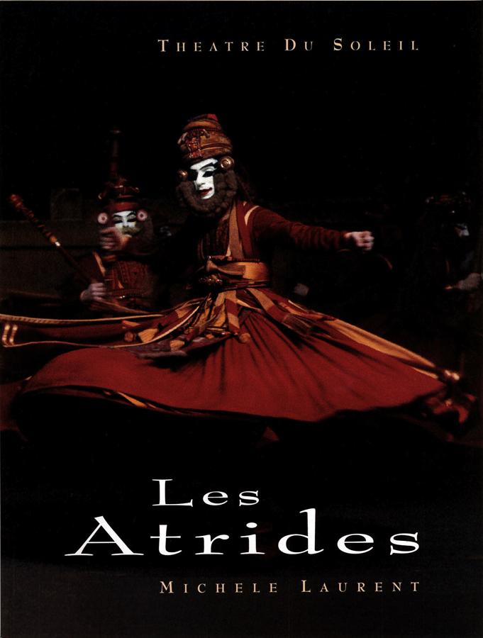 livre Les Atrides / Iphigénie et Agamemnon en français