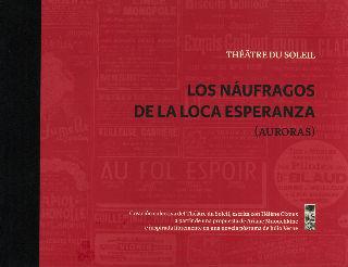 livre Los Naufragos dela loca esperanza 2012
