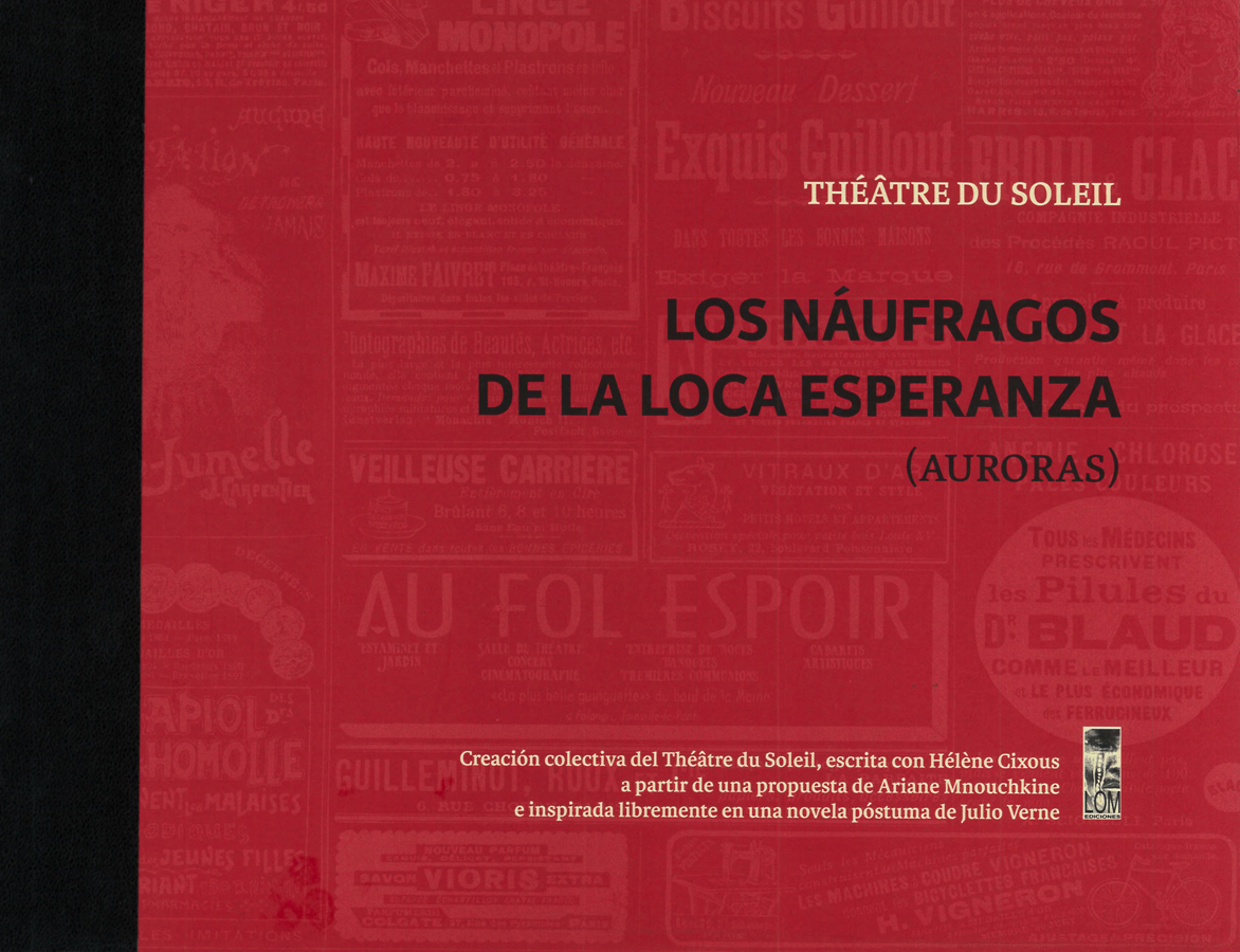 livre Los Naufragos dela loca esperanza en espagnol