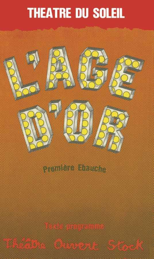 livre L'Age d'or en français