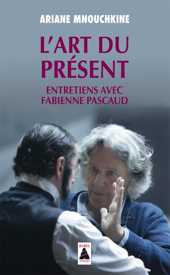 livre L'Art du présent en français