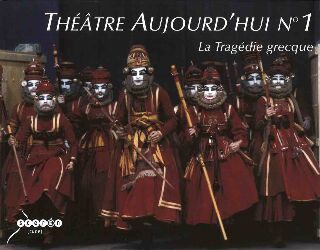 livre Théâtre Aujourd'hui n°1 1992