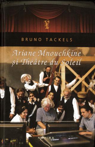 livre Ariane Mnouchkine si Théâtre du Solel 2013