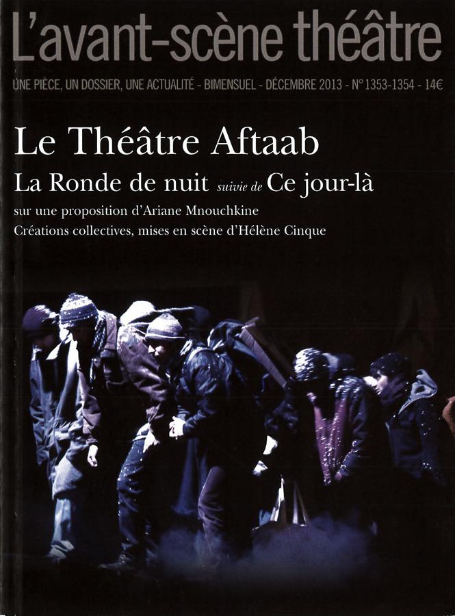 livre L'Avant-scène théâtre en français