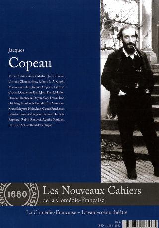 livre Jacques Copeau 2014