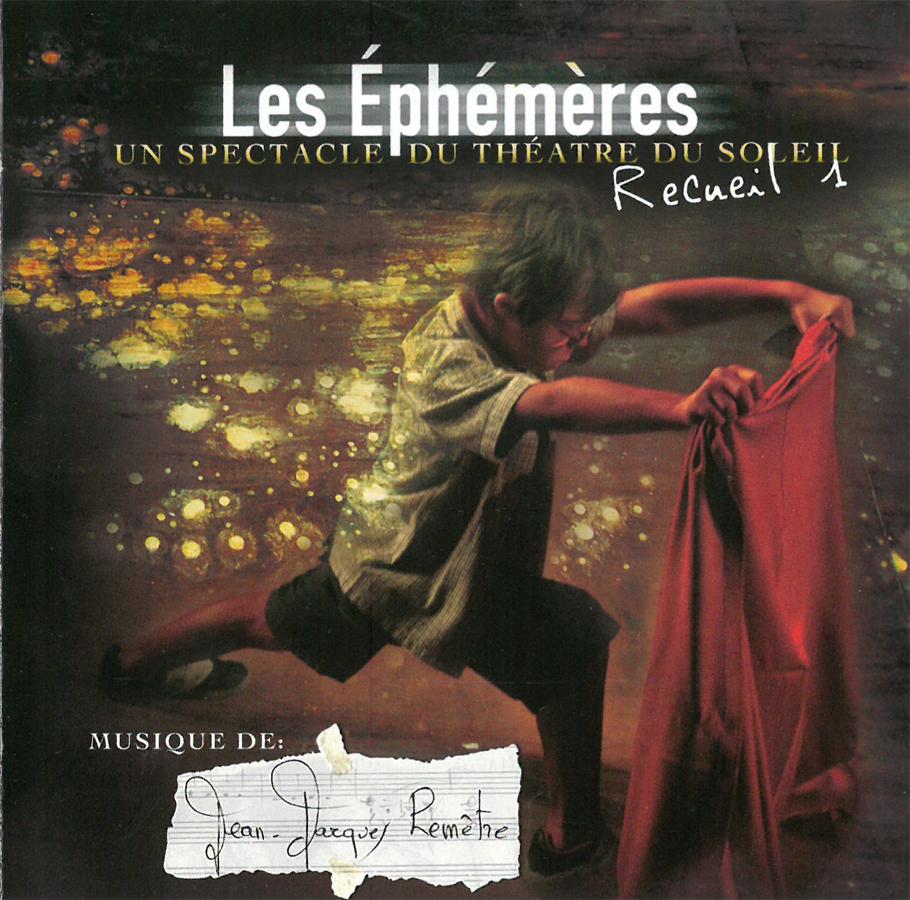 Audio Les Ephémères - recueil 1