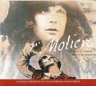 couverture Audio Molière 1978