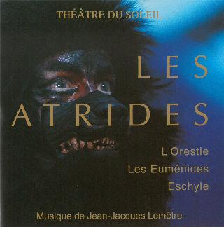 couverture Audio Les Euménides 1993