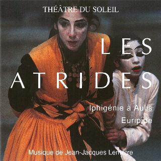 couverture Audio Iphigénie à Aulis 1992