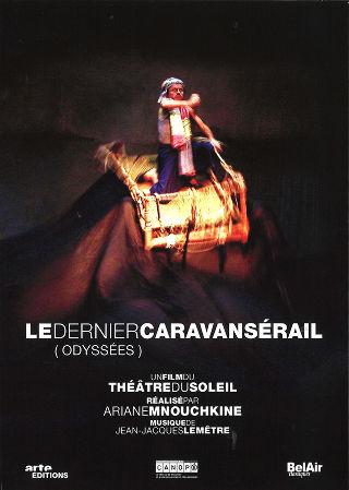 couverture Film Le Dernier Caravansérail 2006