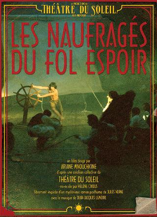 couverture Film Les Naufragés du Fol Espoir 2013