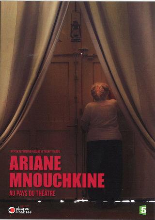 couverture Film Ariane Mnouchkine au pays du Théâtre 2014
