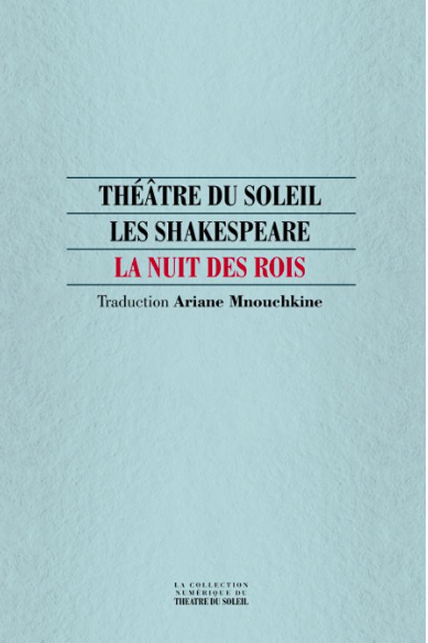 livre La Nuit des rois en français