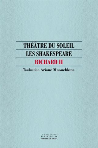 livre Richard II 1981
