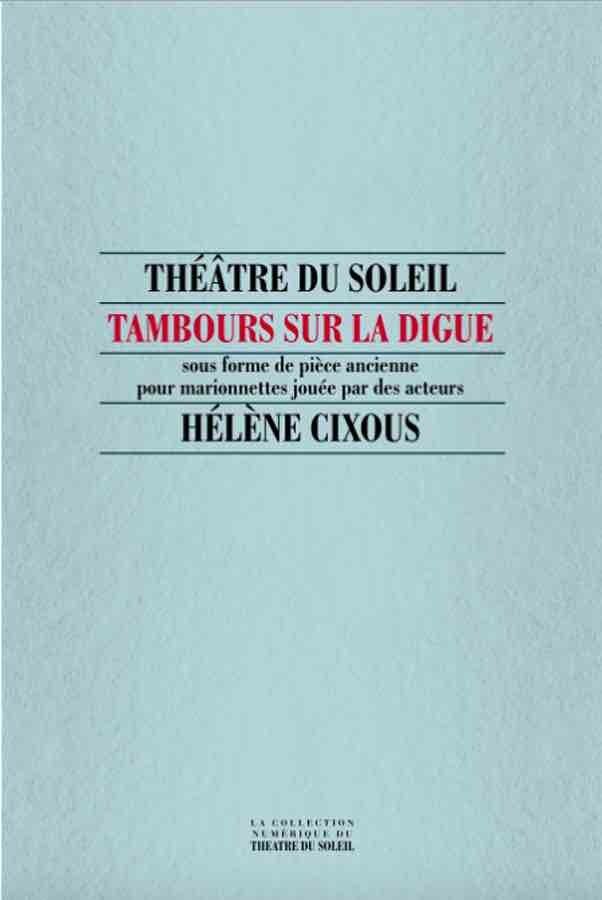 livre Tambours sur la digue  en français