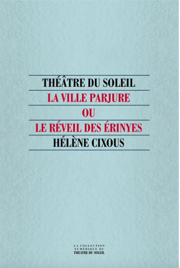 livre La Ville parjure en français