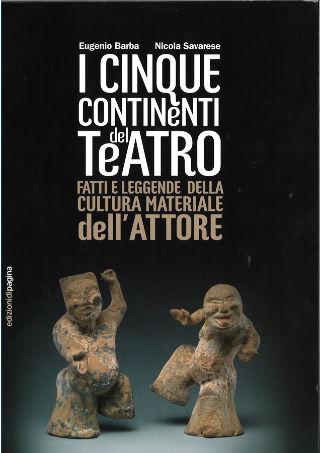 livre I cinque continenti del teatro 2017