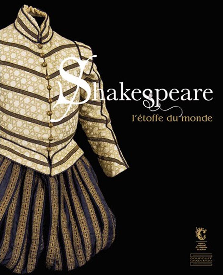 livre Shakespeare, l'étoffe du monde en français
