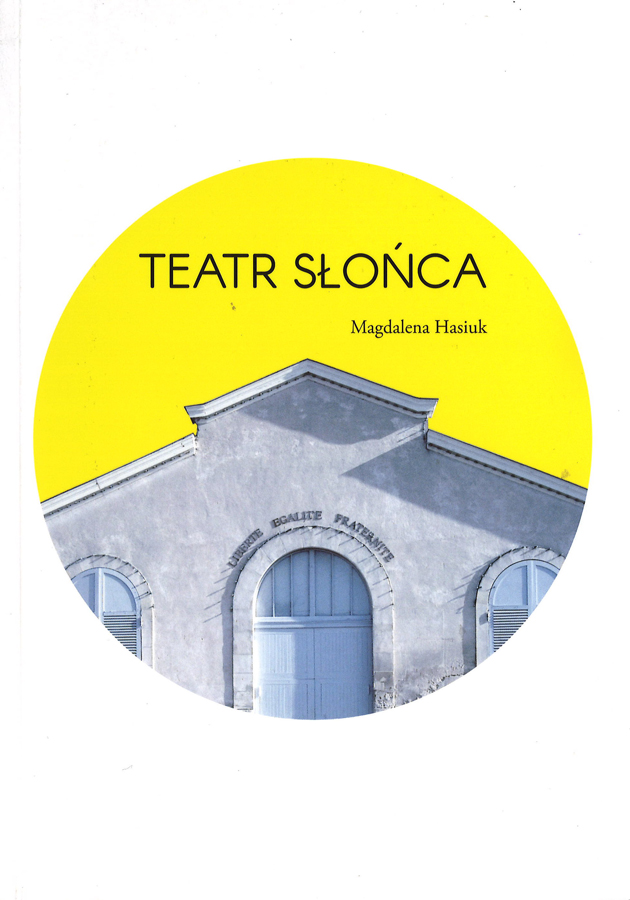livre Teatr Slonca en polonais