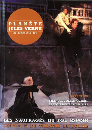 livre Planète Jules Verne, N° 1 2013