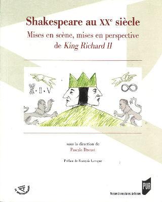 livre Shakespeare au XXe siècle 2007