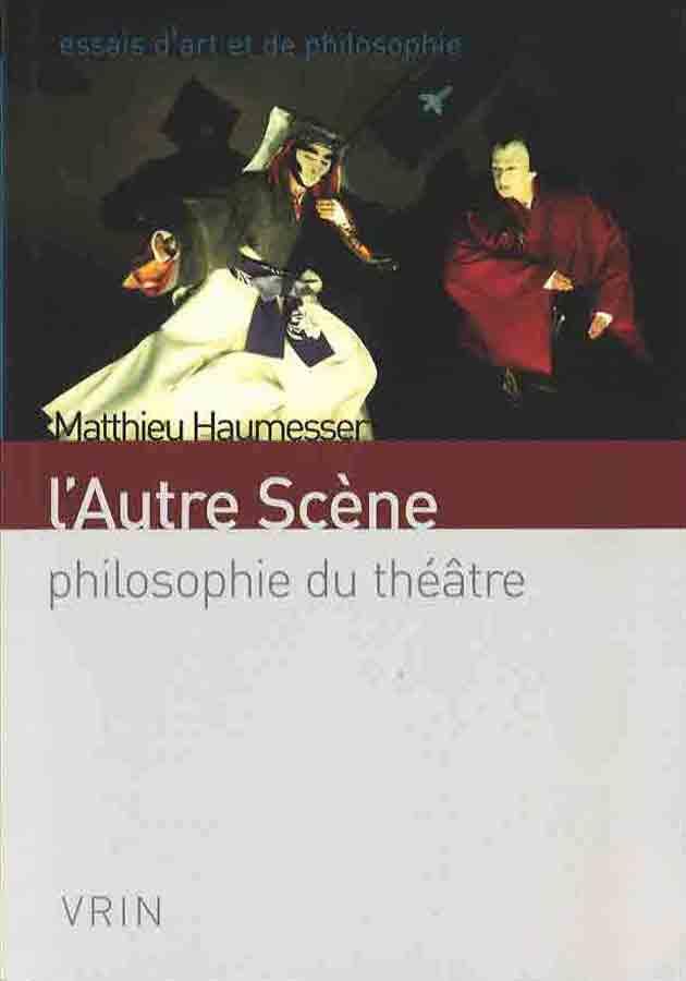 livre l'Autre scène en français