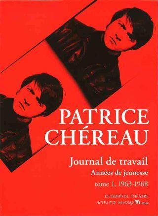 livre Patrice Chéreau 2018