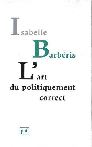 livre L'Art du politiquement correct 2019
